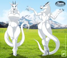Gentle Synx monster Meera Profile complete by wsache007