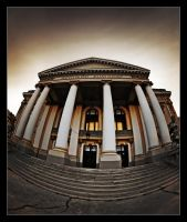 State Theatre by medveh
