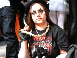 Alice Cooper At School 3 by Kahlan-Lilith