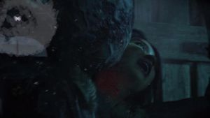 Until Dawn - Emily Gets Bitten by Drive637