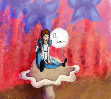 Cassidy in Wonderland - Oh Dear... by Hopethefangirl