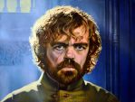 Tyrion Lannister  Game of Thrones by Windtalkerss