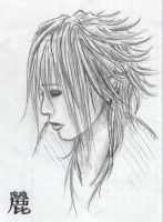 Sad Uruha T-T by hanakotoba