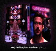 Only God Forgives Blu-ray Steelbook by CrustyDog