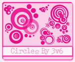 Circles Brushes by 3v6