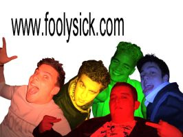 foolysick crew by j0epep