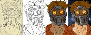 Starlord Step By Step by adambn