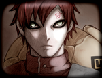 Gaara of the Sand by Teura-the-Mentor