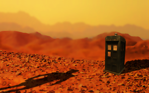 An Unearthly Child by Leda74