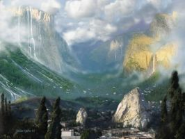 Terrace Valley by prolificlifeforms