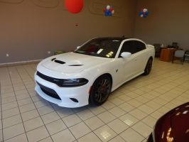 2017 Dodge Charger SRT Hellcat by TheHunteroftheUndead