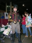 Steampunk Male 2 by FairieGoodMother