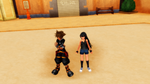 me and sora Anything you can do I can do better by kari5
