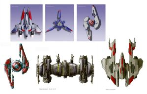 Game concepts by Tysho