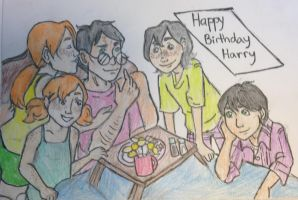 Late Birthday Wishes by DidxSomeonexSayxMad