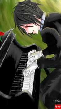 Play The Piano by Dachi-Rika
