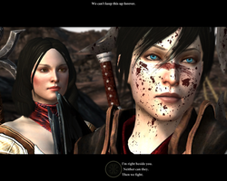 Dragon Age Rogue by AngelsWillFallFirst