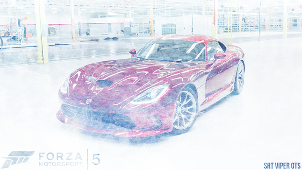 Forza SRT Viper by Vaux111