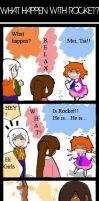 What Happen with rocket? by lianardonis