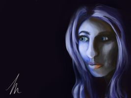 Blue by TMartens