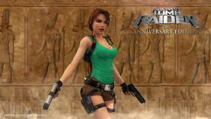 Tomb Raider 10th Anniversary Edition by doppeL-zgz