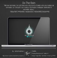 Do The Rain by vishal-kuberkar