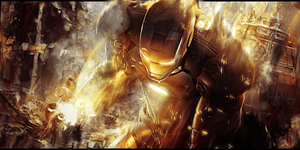IronMan by lawfx