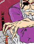 Makarovs And Hades Chess colored by DatorVitae