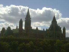 Parliament Hill by SumFaKingGuy
