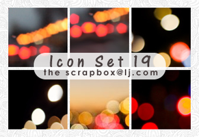 Icon Texture Set 019 by bystrawbrry