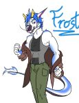 Frost Colored by WulfTheAnimator