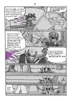 Before I became you p.7- a TFP fancomic by YukiOni