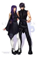 Comm: Twins by Noiry