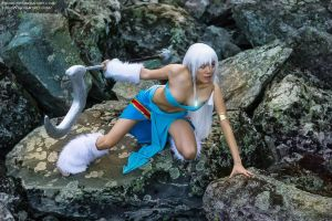 Kidagakash - Atlantis: The lost empire cosplay by hikaru-kz