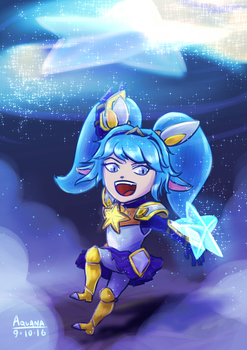 Star Guardian Poppy by AquanaKnight