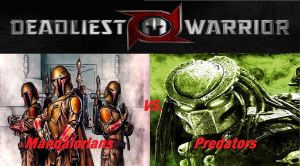 Deadliest Warrior SWM vs. PMP by Lord4536
