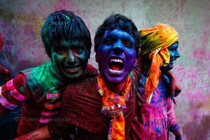 Holi Hai by poraschaudhary