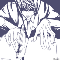 Light Yagami by winch3s7er
