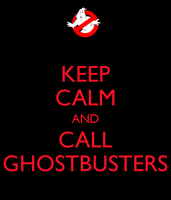 Who are you gonna call? by BrigadierBenchpress