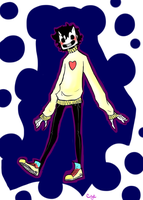 Zacharie by Cyeline