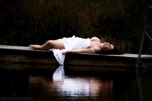 Passed out by the water by lakehurst-images