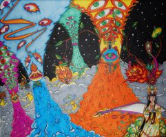 Mescaline Dreamtime by StrokesAge