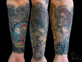Dead by Anderstattoo