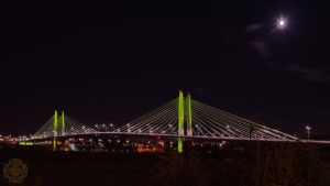 Tilikum Bridge by DarrianAshoka