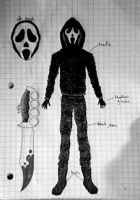 the 'new' Ghostface by horror-lover