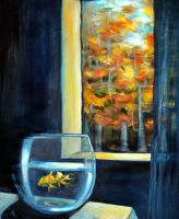 Goldfish Blues by AnkaS