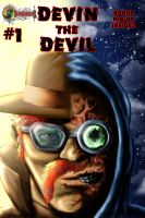DEVIN THE DEVIL COVER by KYLE-CHANEY
