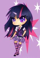 Twilight Sparkle by pipskitts204