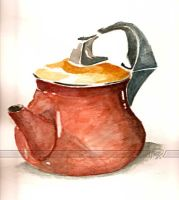 Kettle by haiderali