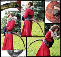 Reptilian Tails with Color Variation by ArtisansdAzure